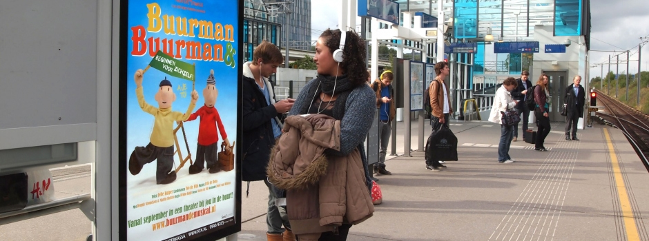 MP - Senf Theaterpartners - Buurman  Buurman - Metro Zuid WTC  Amsterdam - week 41-2013